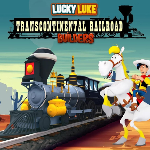 Lucky Luke Transcontinental Railroad Digital Download Price Comparison
