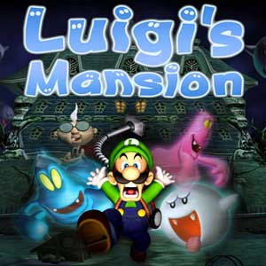 Luigi's Mansion Nintendo 3DS Digital & Box Price Comparison