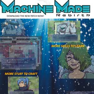 Machine Made Rebirth Digital Download Price Comparison