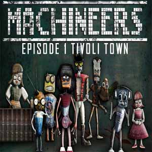 Machineers Episode 1 Tivoli Town Digital Download Price Comparison