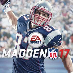 Madden NFL 17 Xbox One Code Price Comparison