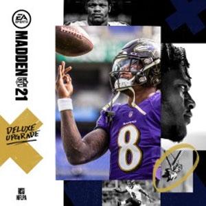 Madden NFL 21 Deluxe Upgrade Ps4 Digital & Box Price Comparison