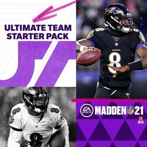 Madden NFL 21 Madden Ultimate Team Starter Pack Xbox One Digital & Box Price Comparison