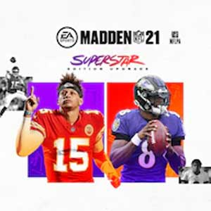 Madden NFL 21 Superstar Edition Upgrade Ps4 Price Comparison