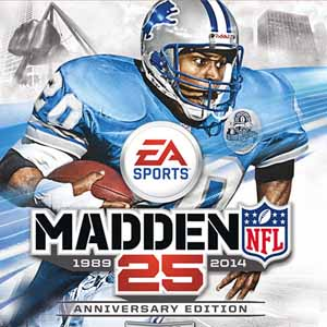 Madden NFL 25 Xbox 360 Code Price Comparison