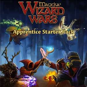 Magicka Wizard Wars Apprentice Starter Pack Digital Download Price Comparison