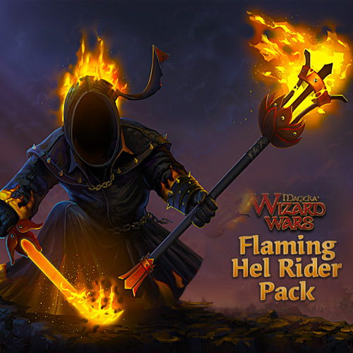 Magicka Wizard Wars Flaming Hel Rider Pack DLC Digital Download Price Comparison