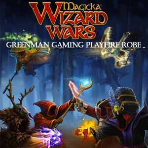 Magicka Wizard Wars Greenman Gaming Playfire Robe Digital Download Price Comparison