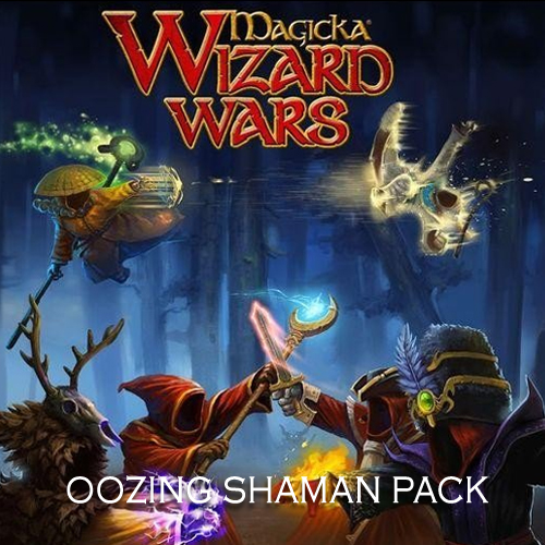 Magicka Wizard Wars Oozing Shaman Pack Digital Download Price Comparison