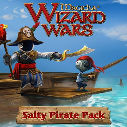 Magicka Wizard Wars Salty Pirate Pack Digital Download Price Comparison