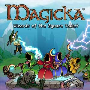 Magicka Wizards of the Square Tablet Digital Download Price Comparison