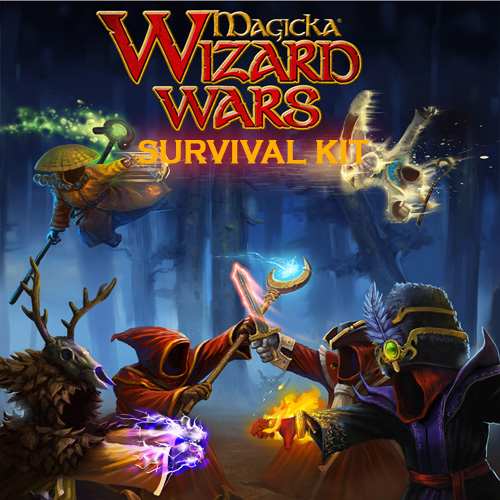 Magicka Wizards Survival Kit Digital Download Price Comparison