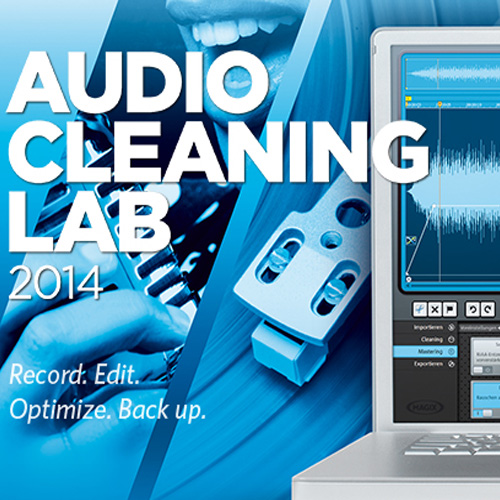 MAGIX Audio Cleaning Lab 2014 Digital Download Price Comparison