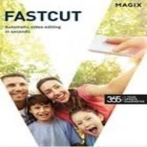 MAGIX Fastcut 2 365