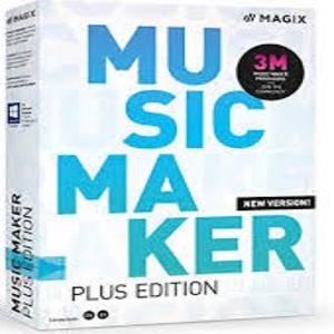 MAGIX Music Maker Plus Edition 2020