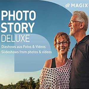 MAGIX Photostory Deluxe 2020 Digital Download Price Comparison