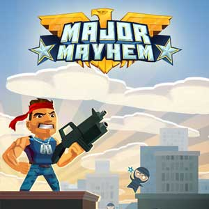 Major Mayhem Digital Download Price Comparison