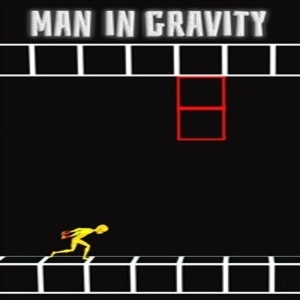Man in gravity