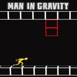 Man in gravity