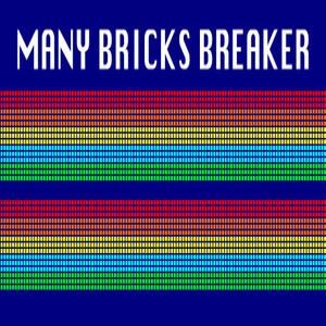 Many Bricks Breaker