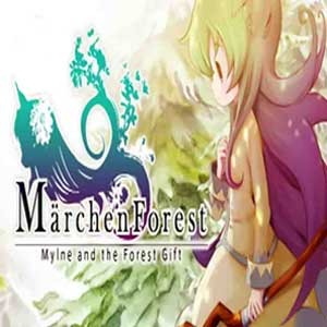 Märchen Forest Mylne and the Forest Gift