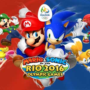 Buy Mario and Sonic at the Rio 2016 Olympic Games Nintendo 3DS Download Code Compare Prices