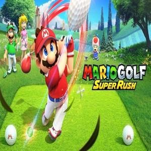 Mario Golf Super Rush Nintendo Switch Price Comparison