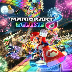 Mario Kart 8 Deluxe Nintendo Switch Cheap - Price Comparison