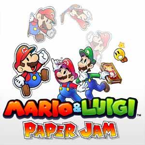 Buy Mario & Luigi Paper Jam Bros Nintendo 3DS Download Code Compare Prices