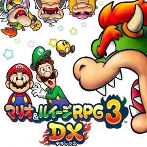 Mario & Luigi RPG 3 DX Nintendo 3DS Digital & Box Price Comparison