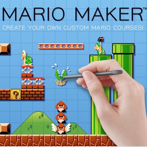 Buy Mario Maker Nintendo Wii U Download Code Compare Prices