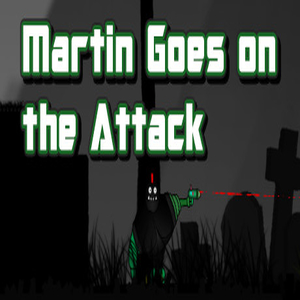 Martin Goes on the Attack