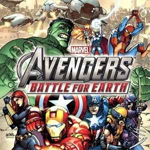 Buy Marvel Avengers Battle For Earth Nintendo Wii U Download Code Compare Prices