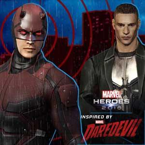 Marvel Heroes 2016 Daredevil Pack Digital Download Price Comparison