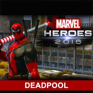 Marvel Heroes 2016 Deadpool Pack Digital Download Price Comparison