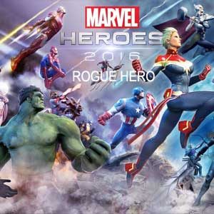 Marvel Heroes 2016 Rogue Hero Digital Download Price Comparison