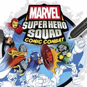 Marvel Super Hero Squad Comic Combat PS3 Code Price Comparison