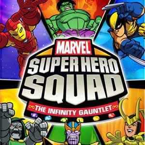 Marvel Super Hero Squad the Infinity Gaunlet Xbox 360 Code Price Comparison