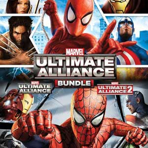 Marvel Ultimate Alliance Bundle Ps4 Code Price Comparison
