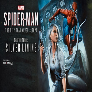 Marvels Spider-Man Silver Lining Expansion