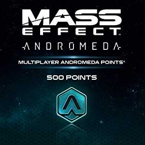 Mass Effect Andromeda 500 Points Ps4 Digital & Box Price Comparison