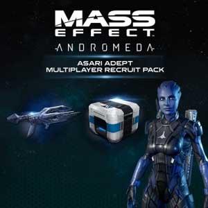 Mass Effect Andromeda Asari Adept Multiplayer Recruit Pack Digital Download Price Comparison