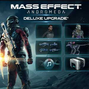 Mass Effect Andromeda Deluxe-Upgrade Edition Digital Download Price Comparison