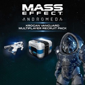 Mass Effect Andromeda Krogan Vanguard Multiplayer Recruit Pack Xbox One Digital & Box Price Comparison