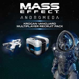 Mass Effect Andromeda Krogan Vanguard Multiplayer Recruit Pack Digital Download Price Comparison