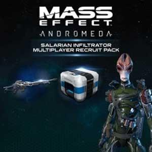 Mass Effect Andromeda Salarian Infiltrator Multiplayer Recruit Pack Digital Download Price Comparison
