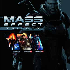 Mass Effect Trilogy PS3 Code Price Comparison