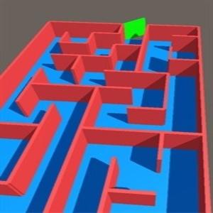 Maze Race Challenge