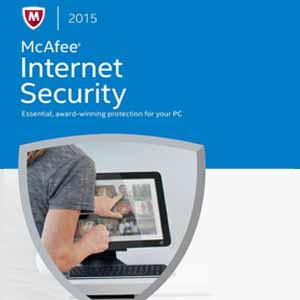 McAfee Internet Security 2015 Digital Download Price Comparison