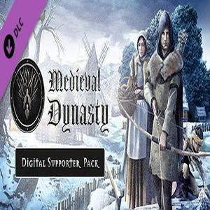 Medieval Dynasty Digital Supporter Pack Digital Download Price Comparison